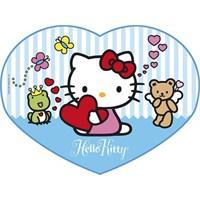 Lovely Kitty (250 Parça, Kalp)
