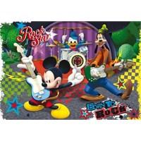 Mickey The Rock Roll (24 Parça, Maxi)