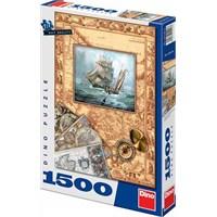 Overseas Discoveries (1500 Parça Puzzle)