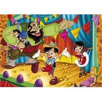 Pinokyo (40 Parça, Yer Yapbozu)