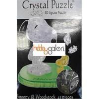 Snoopy &Woodstock (41 Parça Puzzle )