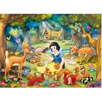 Snow White (104 Parça)