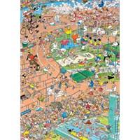Sportsday, Jan Van Haasteren (252 Parça, Xxl Puzzle)