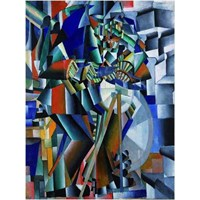 The Knife Grinder, Malevich (1500 Parça Puzzle)