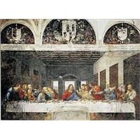 The Last Supper, Da Vinci (1500 Parça Puzzle)
