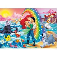 The Little Mermaid (24 Parça, Maxi)