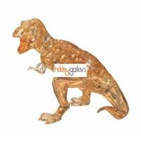 T-Rex Kahverengi (49 Parça Puzzle)