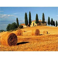 Tuscany (2000 Parça Puzzle)