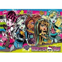 With The Girls, Monster High (104 Parça)