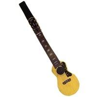 Akustik Gibson Gitar Şeklinde Kravat