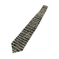 Siyah Notalı Kravat