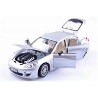 Motomax Gri Porsche Panomera 4S 1/18 Die-cast Model Araç