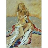 Art Puzzle Kadın Figürü (500 Parça)
