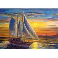 Art Puzzle Günbatımı (1000 Parça)