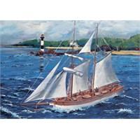 Art Puzzle Albatros Yelkenli Tekne (1000 Parça)