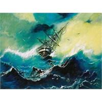 Art Puzzle Denizde Fırtına (1000 Parça)