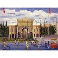 Art Puzzle İstanbul Üniversitesi (1000 Parça)