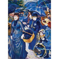 Art Puzzle Şemsiyeler (1500 Parça)