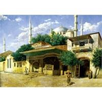 Gold Puzzle Sultanahmet Camii (1000 Parça)