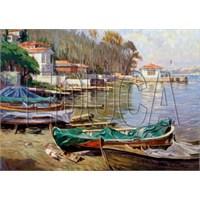 Educa Puzzle Çubuklu'da Sonbahar - İstanbul (1000 Parça)
