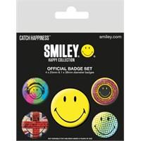 Rozet Seti - Smiley Classic BP80464