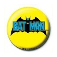 Rozet - DC Comics - Batman Retro Logo