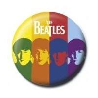 Rozet - The Beatles - Stripes