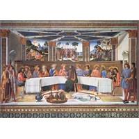 Clementoni Museum Collection Rosselli Son Akşam Yemeği 1000 Parça
