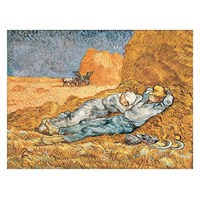 Clementoni 1000 Parça Puzzle The Siesta (Van Gogh)