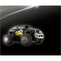 Revell RC M. Truck Siyah