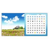 Pintoo Güzel Bir Gün - 200 Parça Takvim Puzzle