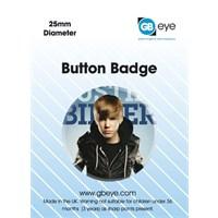 Rozet - Justin Bieber Jacket