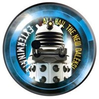 Rozet - Doctor Who Dalek