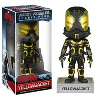 Funko Marvel Ant Man Yellowjacket Wacky Wobbler