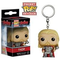 Funko Pocket Keychain Marvel Avengers 2 Thor Pop