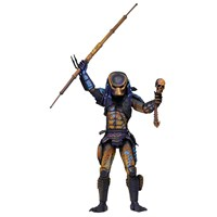 "Neca Predator 2 7"" Action Figure City Hunter Video Game"