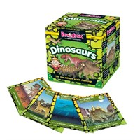 Brainbox Dinozorlar Hafıza Oyunu