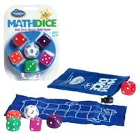 Math Dice Jr Matematik Zarları 6-8 Yaş İçin
