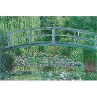 Water Lıly Basın Green Harmony, Monet (1000 Parça
