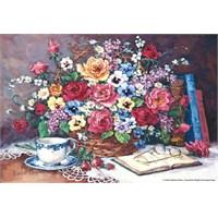 Anatolian 2000 Parça Puzzle Hayal Çiçekleri