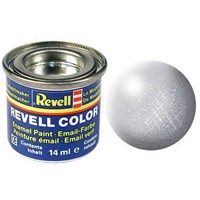 Revell Silver Metallic 14 Ml Maket Boyası