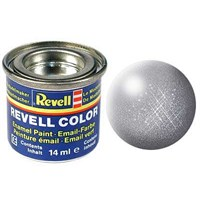 Revell Steel Metallic 14 Ml Maket Boyası