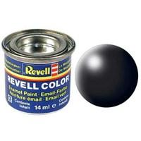 Revell Black Silk 14 Ml Maket Boyası