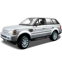 Maisto Range Rover Sport Special Edition Model Araba 1:18 Gümüş