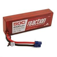 Dynamite Reaction 7.4V 4000Mah 2S 50C Lipo Hardcase Ec3 Konnektör İle Lipo Batarya