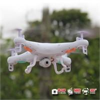 Em-X X- 6C Kameralı 2.4 Ghz 4 Kanal 6 Eksen Gyro Quadcopter