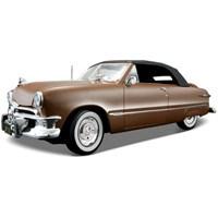 Maisto 1950 Ford Special Edition Model Araba 1:18 Kahverengi