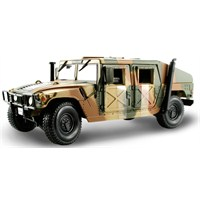 Maisto Humvee Diecast Model Araba 1:18 Premiere Edition Yeşil