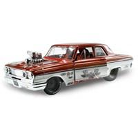 Maisto Ford Fairline Thunderbolt 1964 Diecast Model Araba 1:24 Pro Rodz Kırmızı