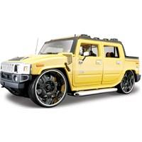 Maisto Hummer H2 Sut Concept Model Araba 1:18 AllStars Sarı